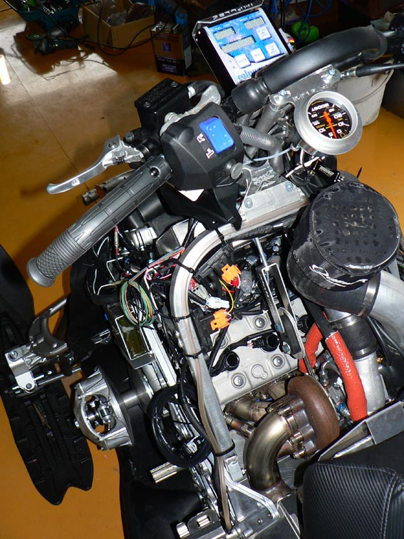 Turbo Kits Yamaha Raptor